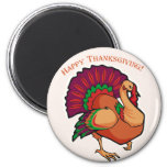 Turkey Decoration Fridge Magnets