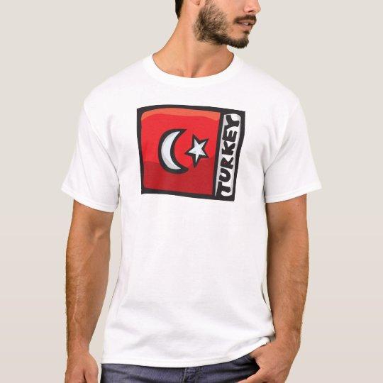 Turkey Design T-Shirt