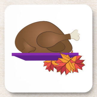 Turkey Dinner Coasters
