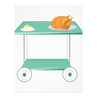 Turkey Dinner Letterhead