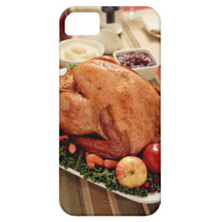 Turkey Dinner Meal iPhone 5 Cover