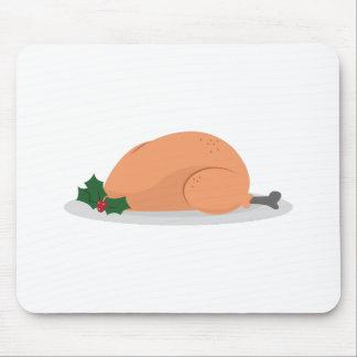 Turkey Dinner Mouse Pad