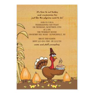 Thanksgiving Dinner Invitations & Announcements   Zazzle