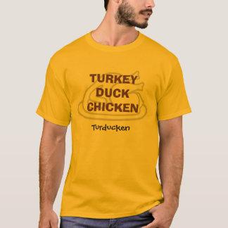 Turkey Duck Chicken T-Shirt