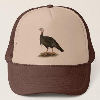 Turkey:  Eastern Wild Tom Trucker Hat