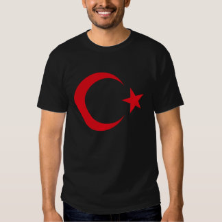 Turkey emblem shirt