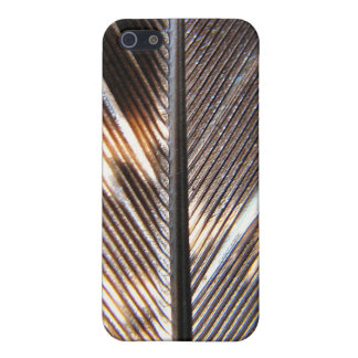 Turkey Feather iPhone SE/5/5s Cover