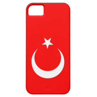 Turkey Flag iPhone 5 Cover