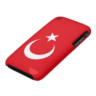 Turkey Flag iPhone 3 Case