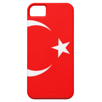Turkey Flag iPhone 5 Covers