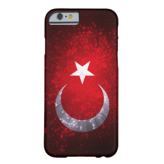 Turkey Flag Firework Barely There iPhone 6 Case
