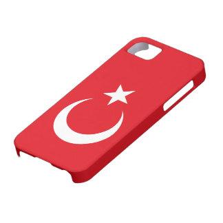 Turkey Flag iphone 5 case