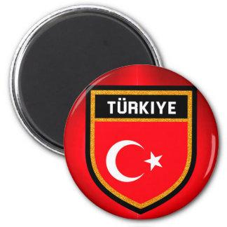 Turkey Flag Magnet