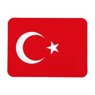 Turkey Flag Premium Magnet