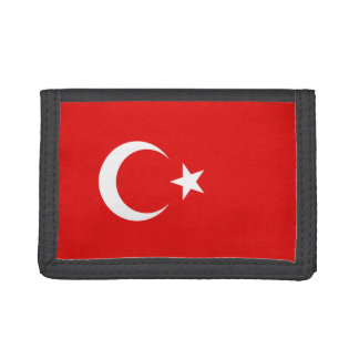 Turkey Flag Wallet