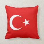 Turkey Flag x Flag Pillow