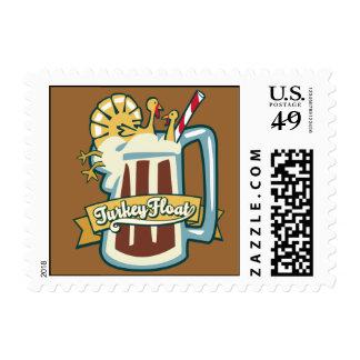 Turkey Float Stamp