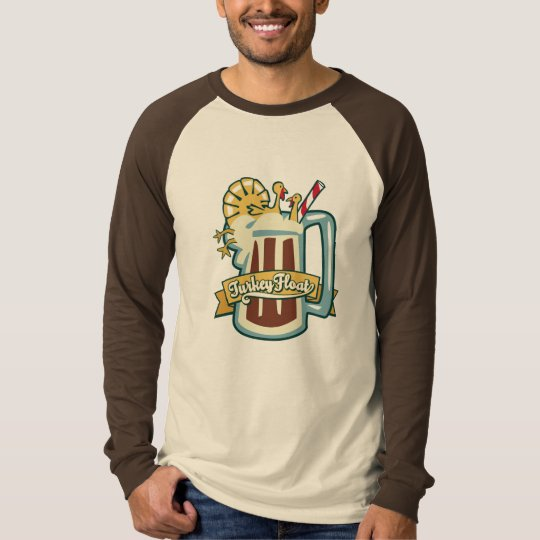 Turkey Float T-Shirt