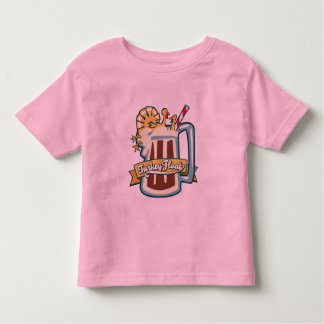 Turkey Float Toddler T-shirt
