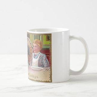 Turkey for Dinner Coffee Mug