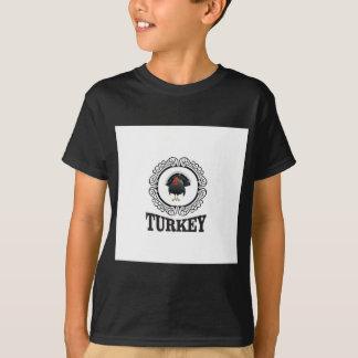 Turkey framed art T-Shirt
