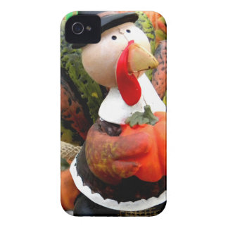 Turkey Gentleman iPhone 4 Case