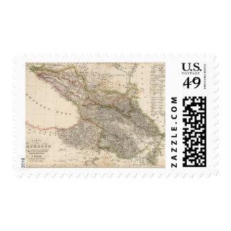 Turkey, Georgia 2 Stamp