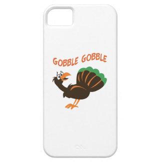 TURKEY GOBBLE GOBBLE iPhone 5 CASE