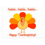 Turkey...Gobble, Gobble Post Cards