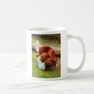 Turkey Gobbler Classic White Coffee Mug