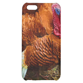 Turkey Gobbler iPhone 5C Case