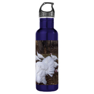 Turkey Harem 24oz Water Bottle