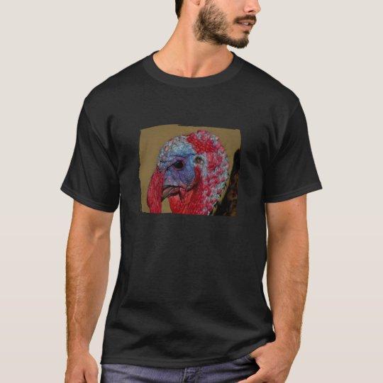 Turkey Head Dark Shirt
