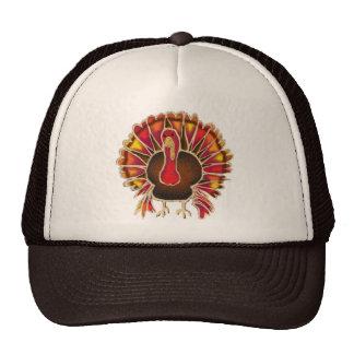 TURKEY HUNTER by SHARON SHARPE Trucker Hat