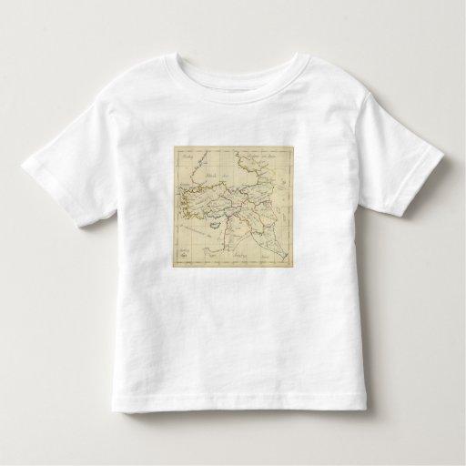 Turkey in Asia 3 Toddler T-shirt