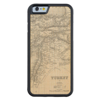 Turkey in Asia 4 Carved® Maple iPhone 6 Bumper Case