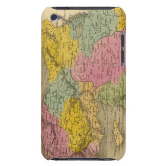 Turkey in Asia 4 iPod Touch Cases