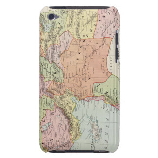Turkey in Asia 6 iPod Touch Cover