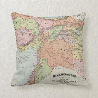 Turkey in Asia 6 Throw Pillow