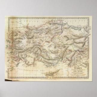 Turkey in Asia Minor Poster