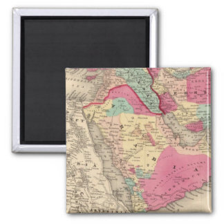 Turkey In Asia Persia Arabiaandc Magnets