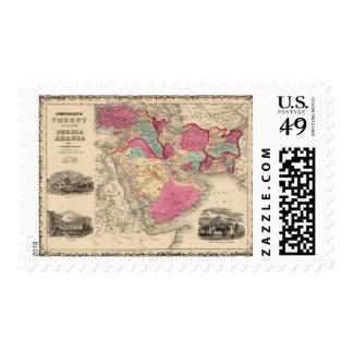Turkey In Asia Persia Arabiaandc Postage