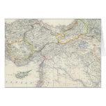 Turkey in Asia, Transcaucasia Cards