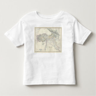Turkey in Asia, Transcaucasia Toddler T-shirt