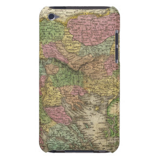 Turkey In Europe 2 iPod Case-Mate Cases
