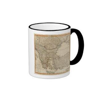 Turkey in Europe 3 Ringer Coffee Mug