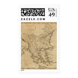 Turkey in Europe 9 Postage Stamp