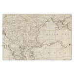 """Turkey, in Europe and Hungary 10"""" X 15"""" Tissue Paper"""