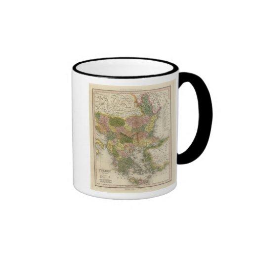 Turkey In Europe Coffee Mug