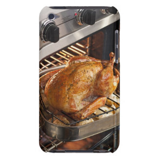 Turkey in oven Case-Mate iPod touch case